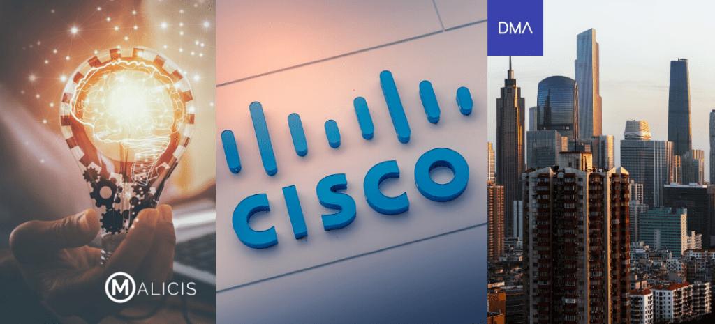 Partenariat Cisco - Malicis