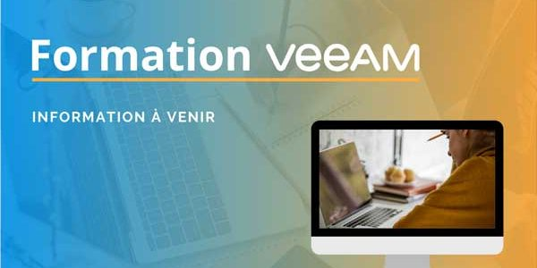 Formation-Veeam-Malicis