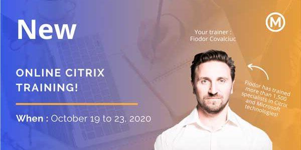 New-online-citrix-trainning--Malicis