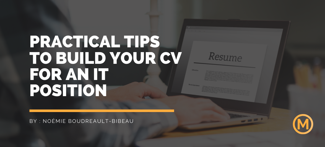 Tips-CV-for-an-IT-position